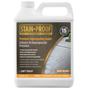 STAIN PROOF ORIGINAL/Premium Impregnating Sealer