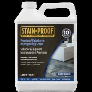 STAIN PROOF WATERBORNE™/Premium Waterborne Impregnating Sealer