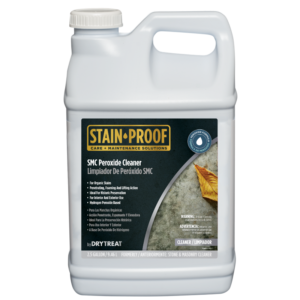 S-TECH STONE MASONRY CLEANER/SMC Peroxide Cleaner
