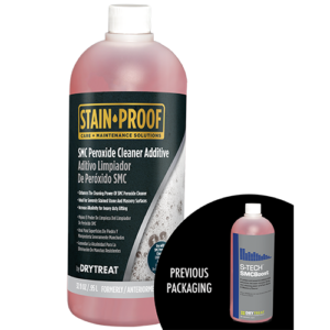 S-TECH STONE MASONRY CLEANER BOOST/SMC Peroxide Cleaner Additive