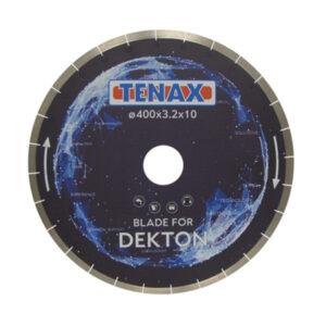 TENAX DEKTON BLADES