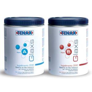 TENAX GLAXS BM RESIN + GLAXS 75 HARDENER
