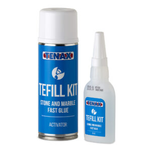 TENAX TEFILL STONE AND MARBLE FAST KIT